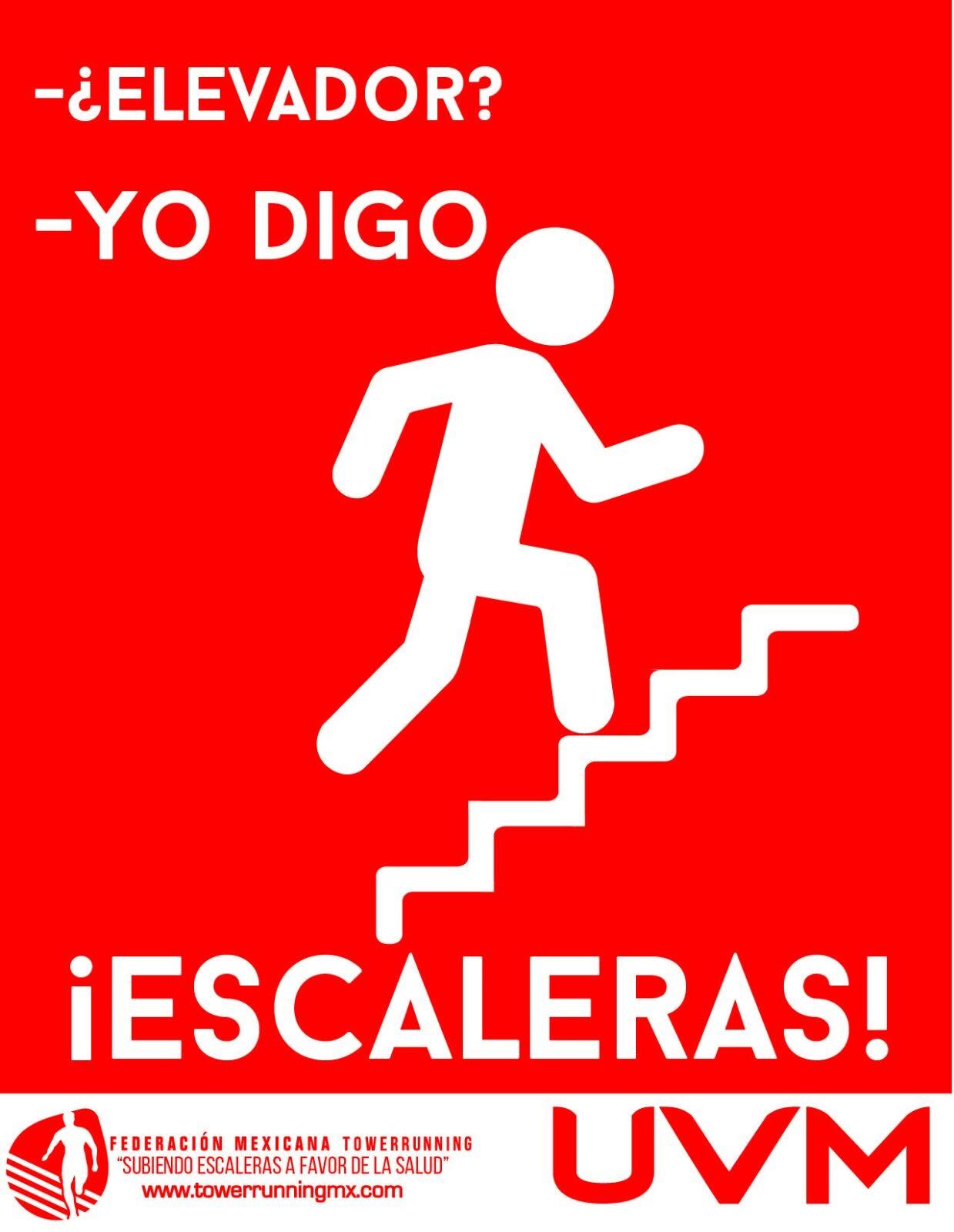 #Escalerizate