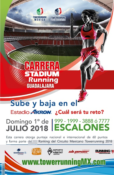 Stadium Running GDL